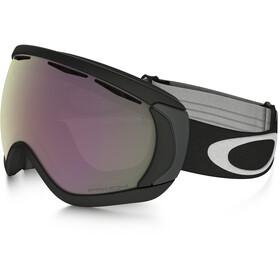 Oakley Canopy Gafas de Nieve, matte black/w prizm hi pink